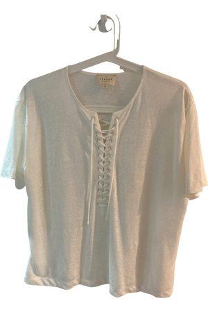 Sézane Spring Summer 2020 linen blouse