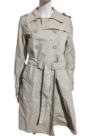 Jean Paul Gaultier Linen trench coat
