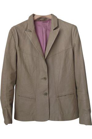 Zadig & Voltaire Leather blazer