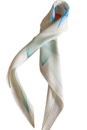 Hermès Losange silk neckerchief