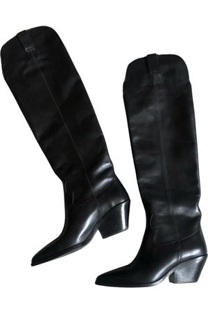 & OTHER STORIES & Stories Leather cowboy boots