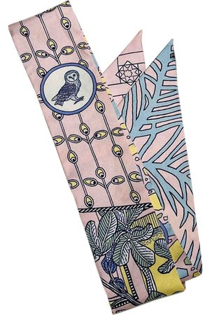Hermès Twilly 86 silk scarf