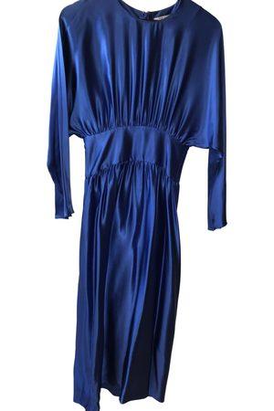 DEITAS Silk maxi dress