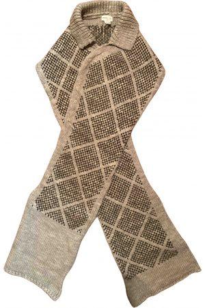 DRIES VAN NOTEN Wool scarf