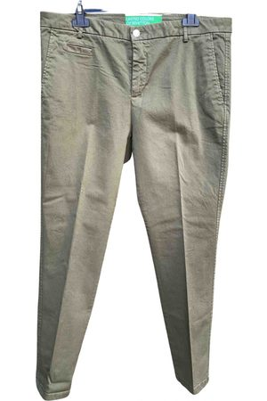 Benetton Carot pants