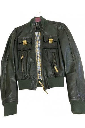 Dsquared2 Leather biker jacket