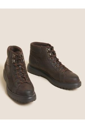 Marks & Spencer Leather Casual Boots