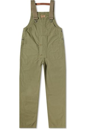 NIGEL CABOURN Ripstop Factory Dungaree