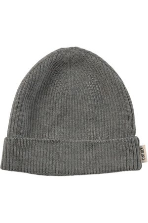 Kuling Light Wool Rib Hat - 48 cm - - Beanies