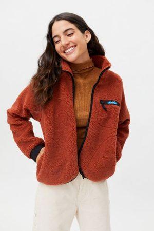 Kavu Pinesdale Sherpa Fleece Jacket