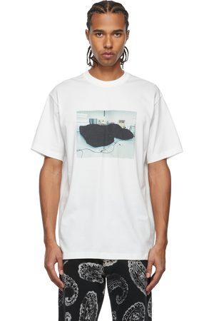 424 FAIRFAX White Enzo Stash T-Shirt