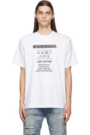 NEIGHBORHOOD Men T-shirts - QC T-Shirt