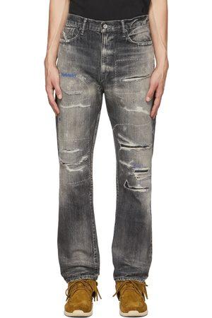 NEIGHBORHOOD 212 DP-Mid Jeans