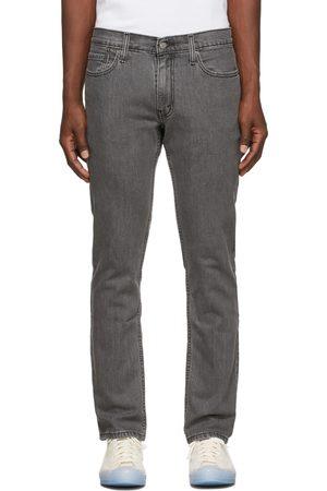 Levi's Grey 511 Slim Fit Jeans