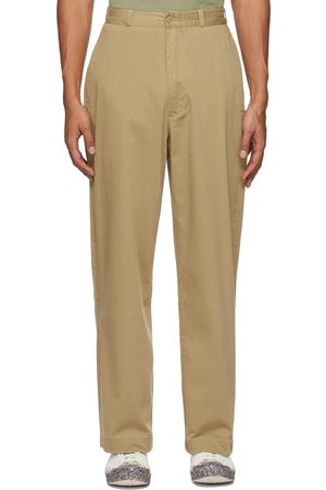 Levi's Beige Skateboarding Loose Chino Trousers