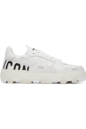 Dsquared2 Icon Basket Low Sneakers