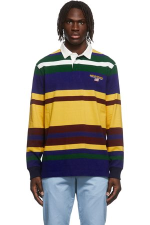 Polo Ralph Lauren Multicolor Striped Rugby Polo