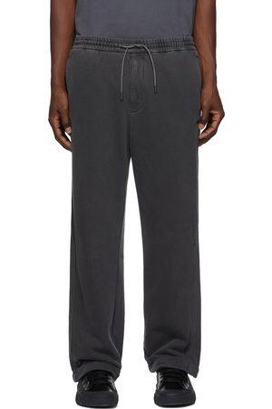 JUUN.J Grey Wide Track Pants