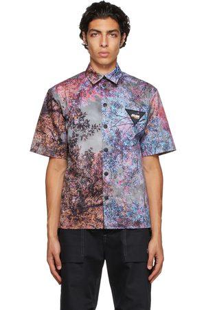 Msgm Multicolor Camica Shirt