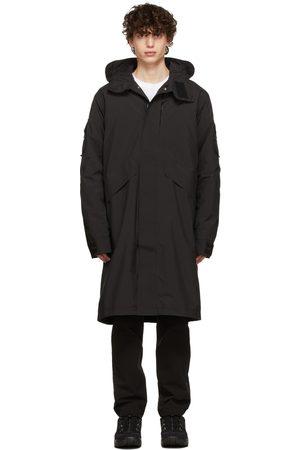 GOLDWIN Black Mods Long Coat