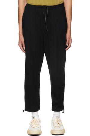 THE VIRIDI-ANNE Wool Smooth Easy Lounge Pants