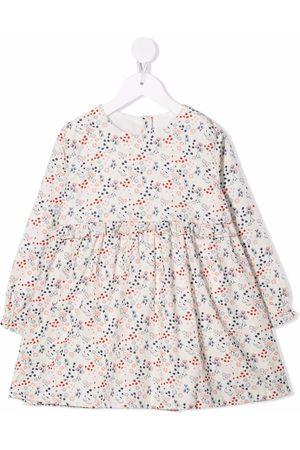 KNOT Floral print dress