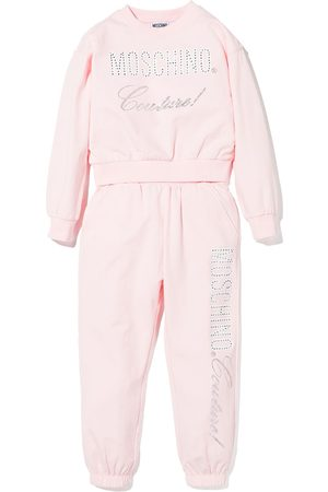 Moschino Girls Tracksuits - Moschino Couture! tracksuit set