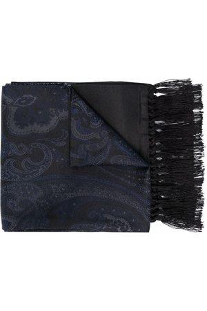 Etro Men Scarves - Paisley-pattern scarf