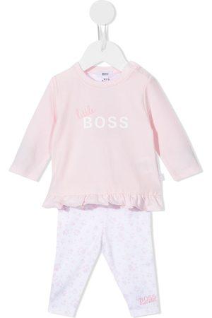 BOSS Kidswear Tracksuits - Logo-print tracksuit