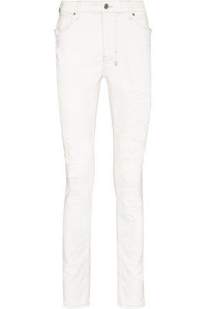 KSUBI Men Skinny - Van Winkle Trashed skinny jeans - Neutrals