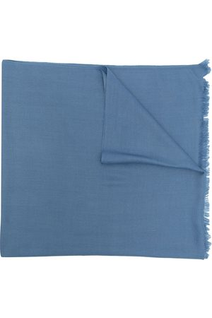 N.PEAL Scarves - Doubleface cashmere scarf