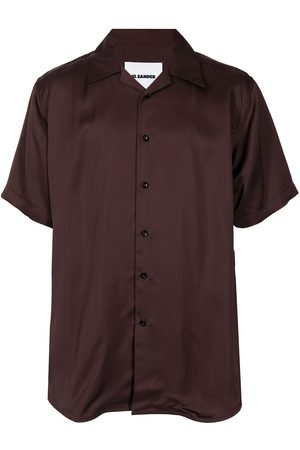 Jil Sander Short-sleeve regular fit shirt