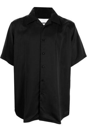Jil Sander Men Short sleeves - Short-sleeve regular fit shirt