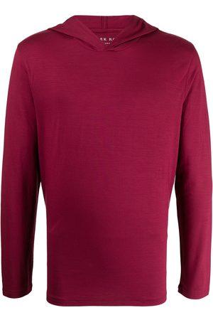 DEREK ROSE Men Long sleeves - Basel Micromodal long-sleeve top