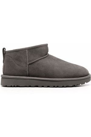 UGG Ultra Mini suede boots - Grey
