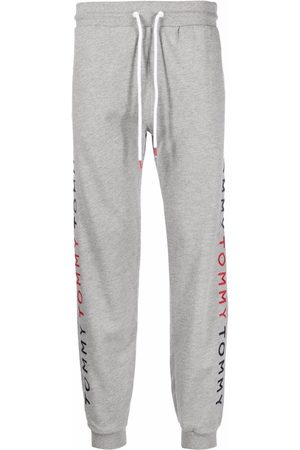 Tommy Hilfiger Logo track trousers - Grey