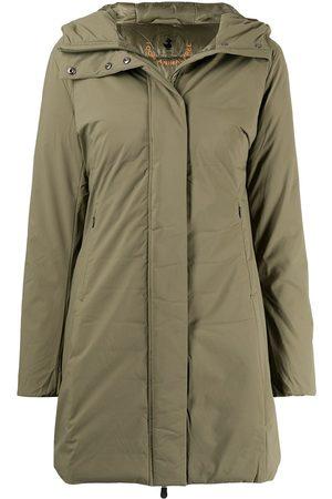 save the duck Women Coats - Rachel vegan long coat
