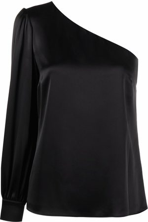 Michael Kors Women Blouses - Single-sleeve satin blouse