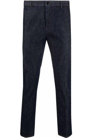 Pt05 Men Slim - Pressed-crease slim jeans