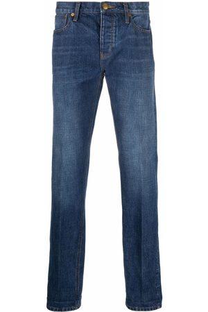 Emporio Armani Men Straight - Straight-leg jeans