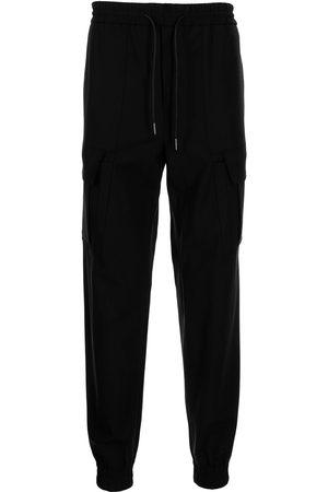 JUUN.J Men Sweatpants - Virgin wool-knit track pants