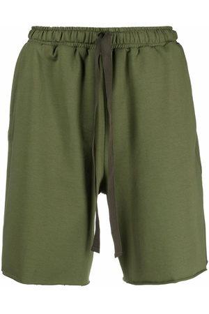 Alchemy Men Bermudas - Drawstring-waist shorts