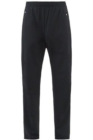 ON Men Sweatpants - Mesh-panel Zipped-cuff Track Pants - Mens