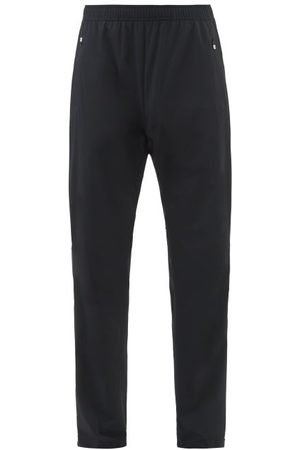 ON Mesh-panel Zipped-cuff Track Pants - Mens