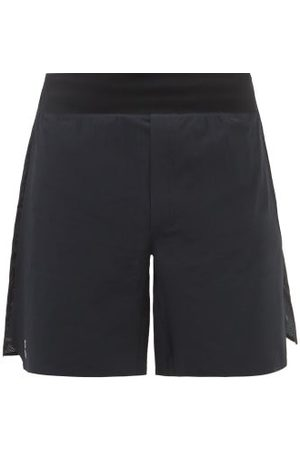ON Lightweight Technical-shell And Mesh Shorts - Mens