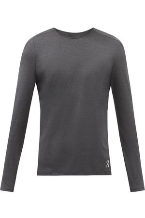 ON Comfort Technical-jersey Lg-sleeved T-shirt - Mens