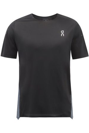 ON Performance Bi-colour Technical-jersey T-shirt - Mens