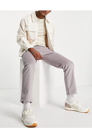 River Island Relaxed cord pants in