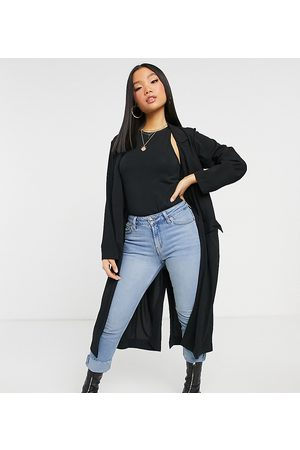 ASOS Women Blazers - ASOS DESIGN Petite soft duster jacket in