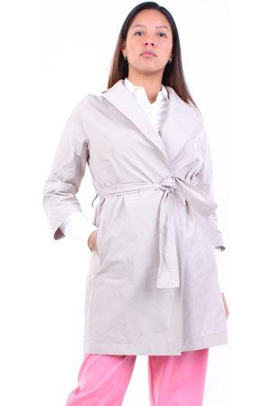 Lory Outerwear Trench Women Beige